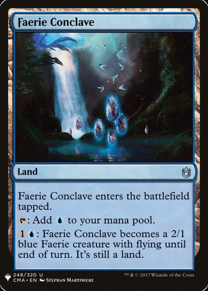 Faerie Conclave [MB1]