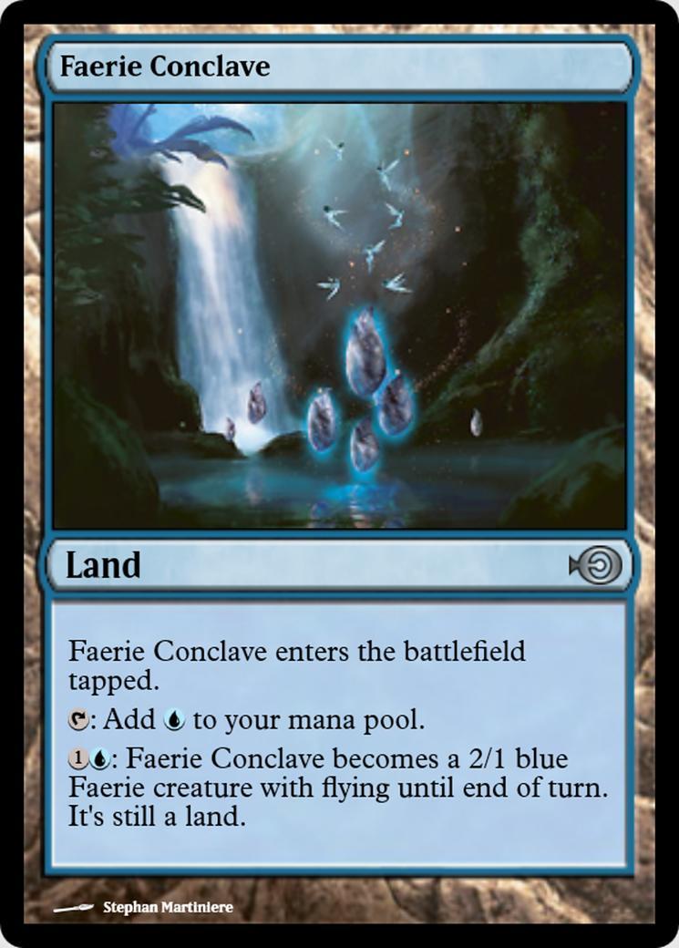Faerie Conclave [PRM]