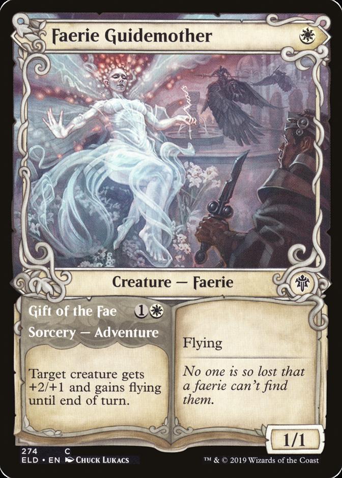 Faerie Guidemother [PELD]