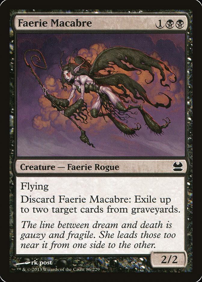 Faerie Macabre [MMA]