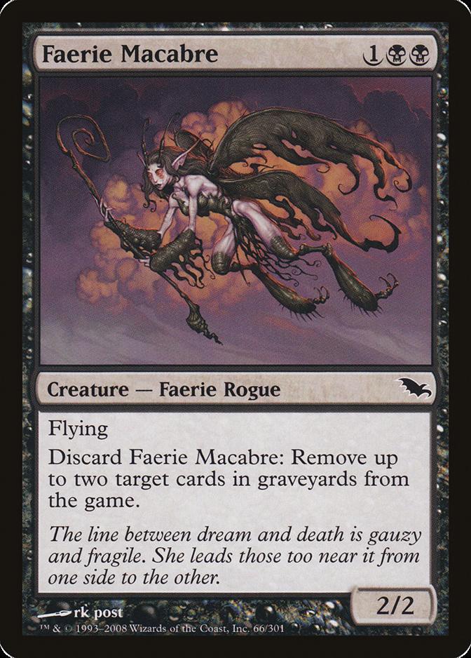 Faerie Macabre [SHM]