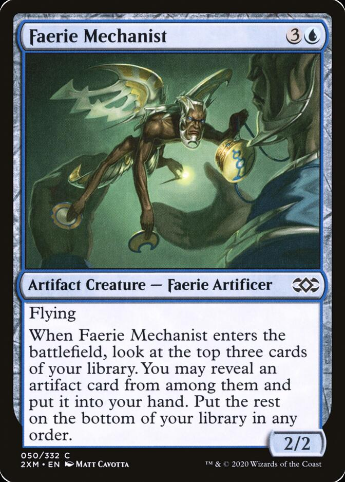 Faerie Mechanist [2XM]