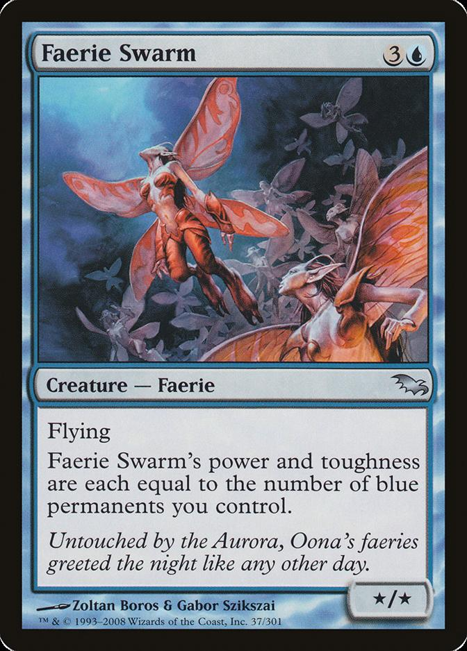Faerie Swarm [SHM]