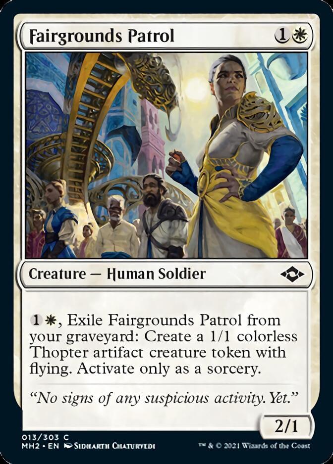Fairgrounds Patrol [MH2]