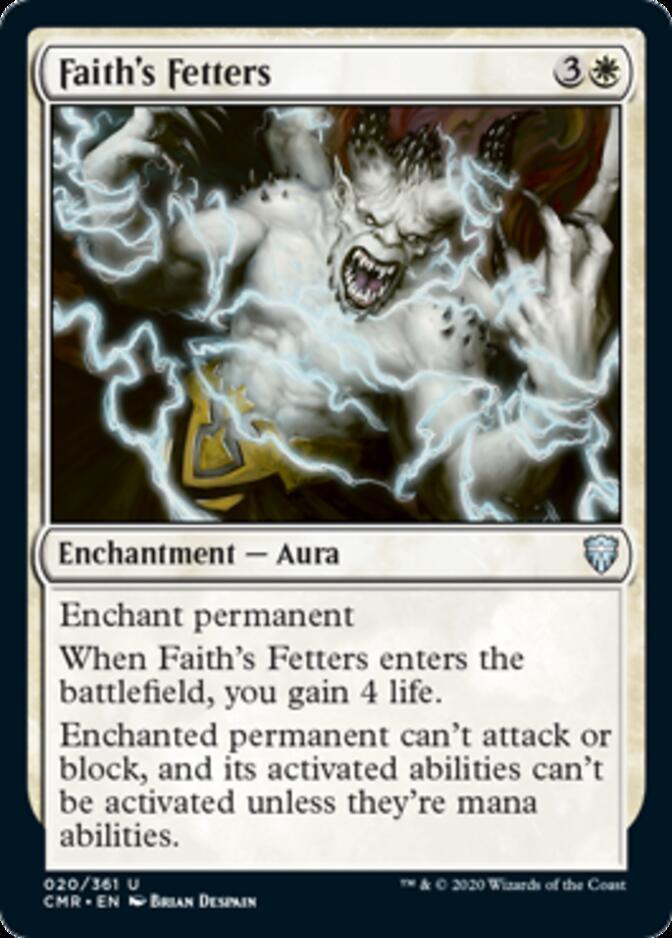 Faith's Fetters [CMR]