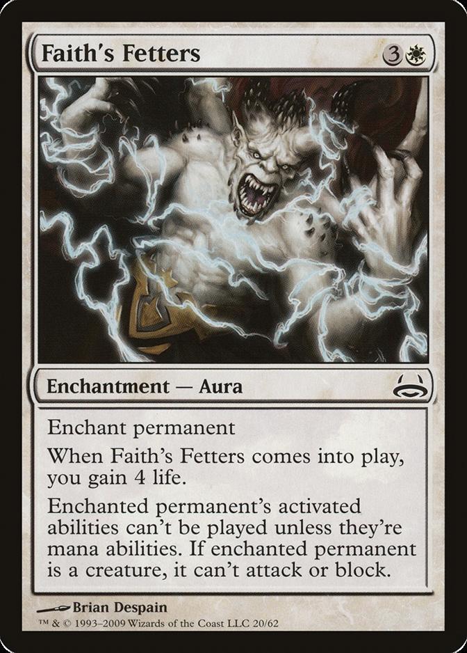 Faith's Fetters [DDC]