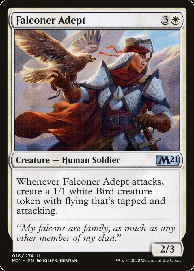 Falconer Adept [M21]