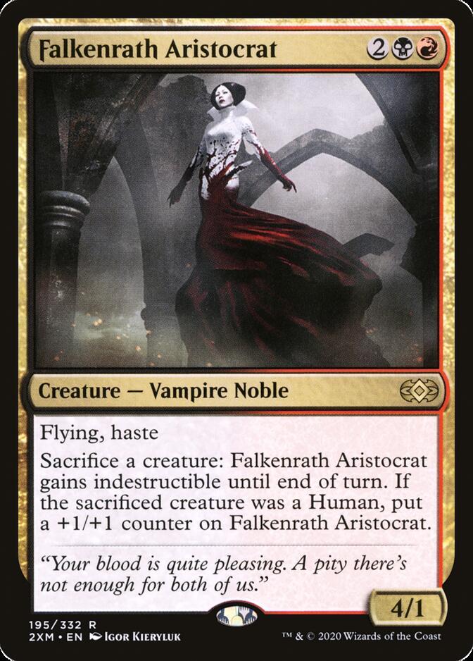 Falkenrath Aristocrat [2XM]