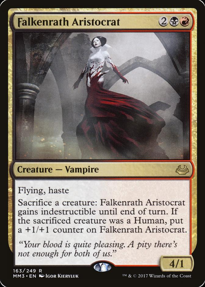 Falkenrath Aristocrat [MM3]