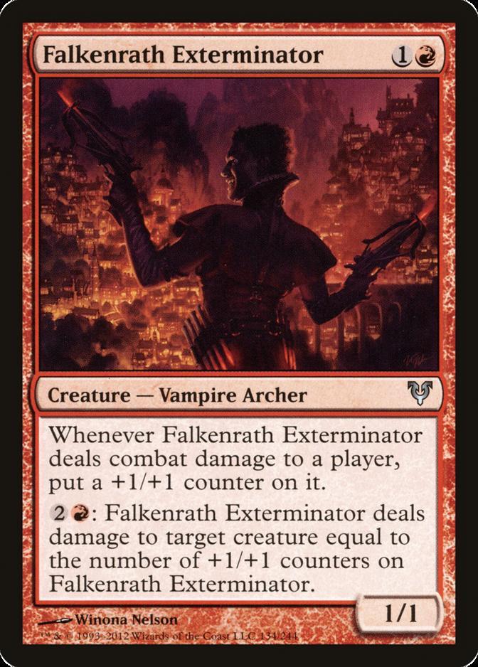 Falkenrath Exterminator [AVR]