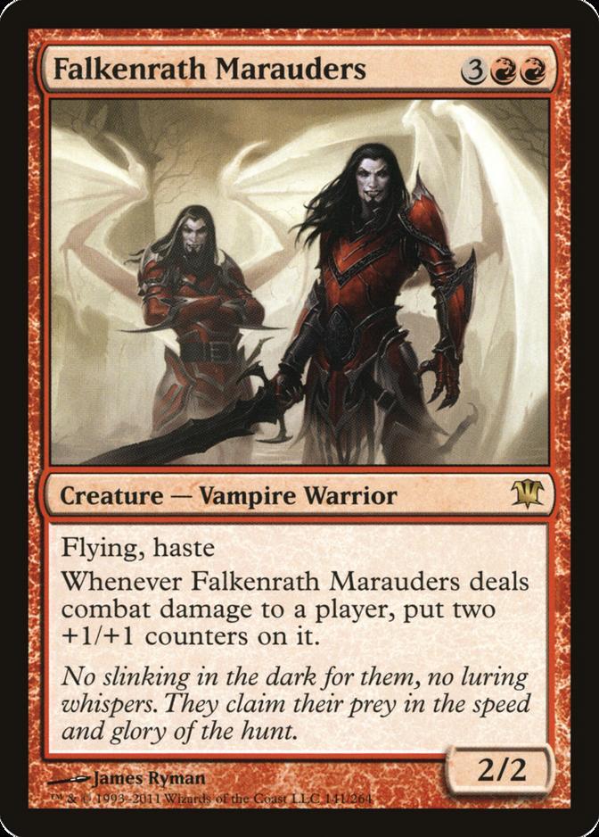 Falkenrath Marauders [ISD]