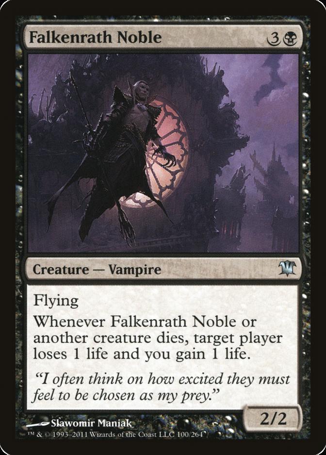 Falkenrath Noble [ISD]