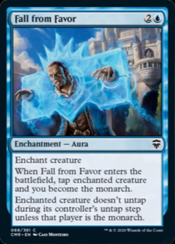 Fall from Favor [CMR]