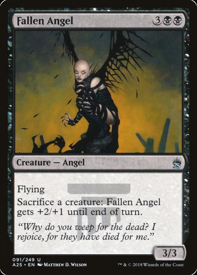 Fallen Angel [A25]