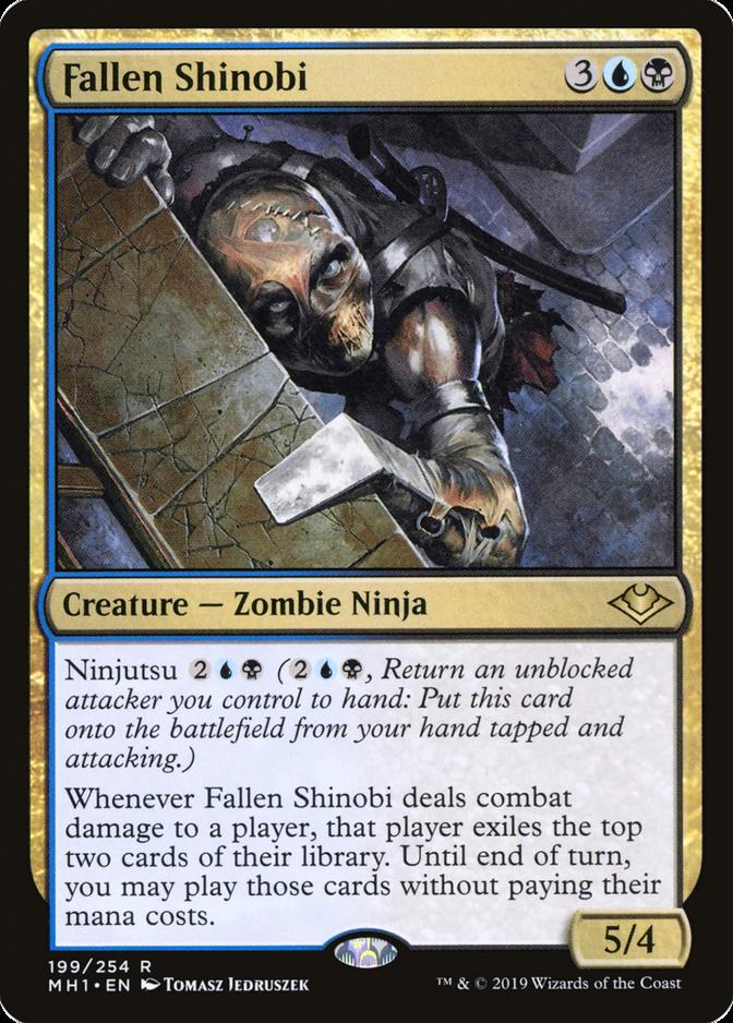 Fallen Shinobi [MH1]