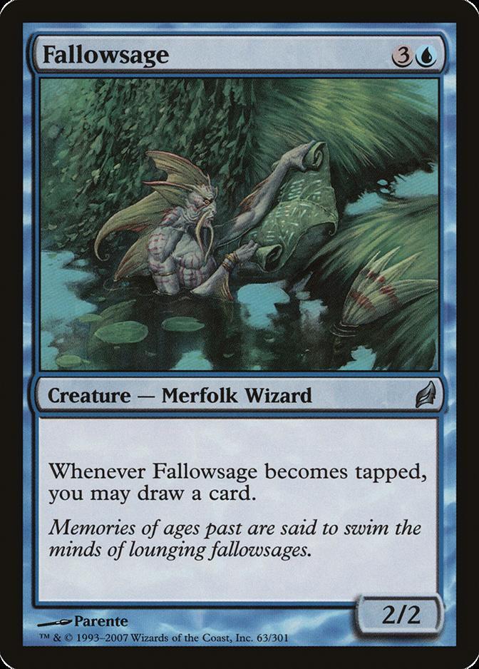 Fallowsage [LRW]