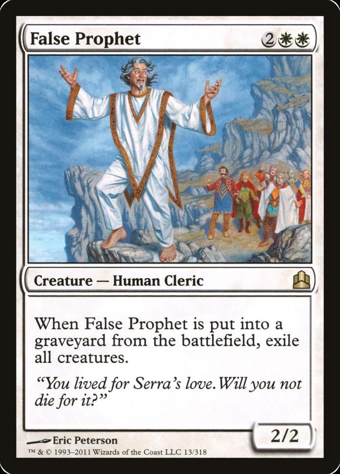 False Prophet [CMD]