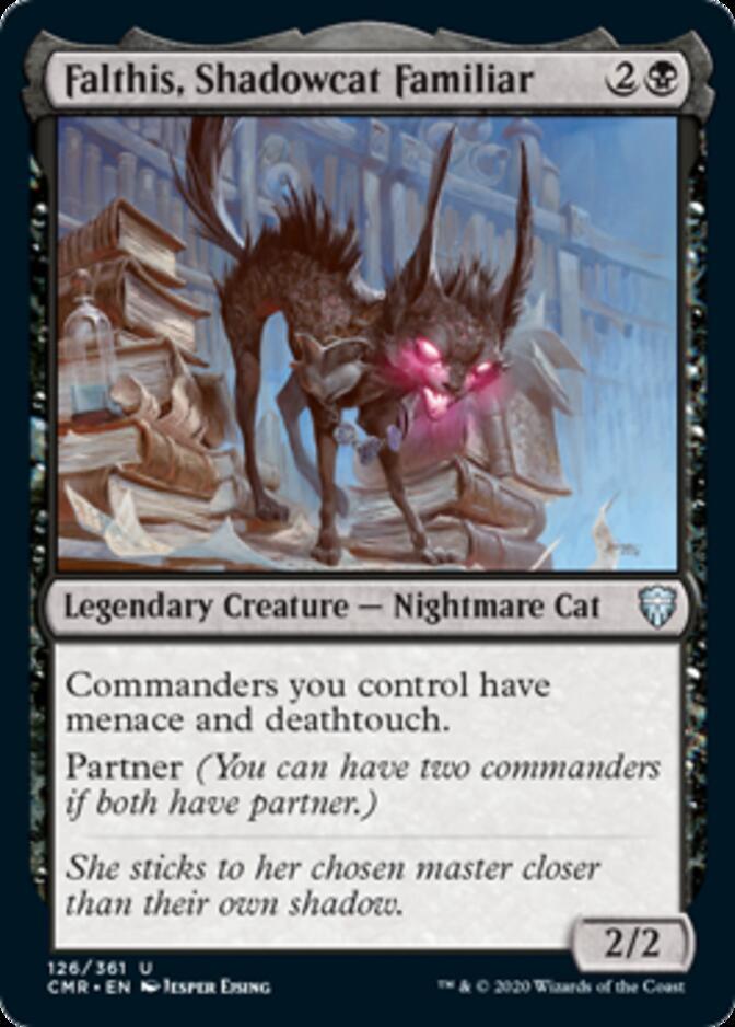 Falthis, Shadowcat Familiar [CMR]