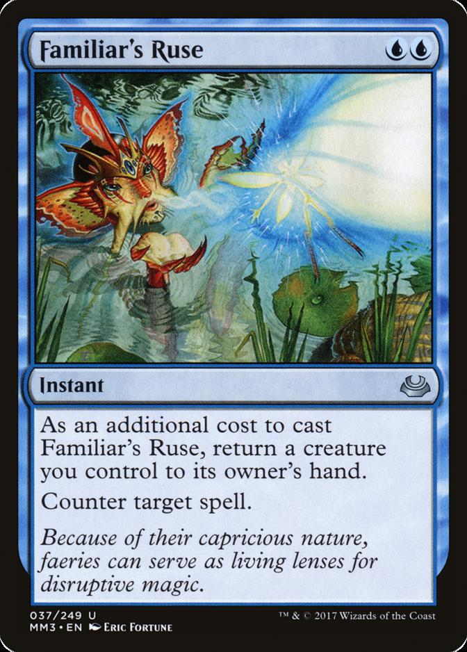 Familiar's Ruse [MM3]
