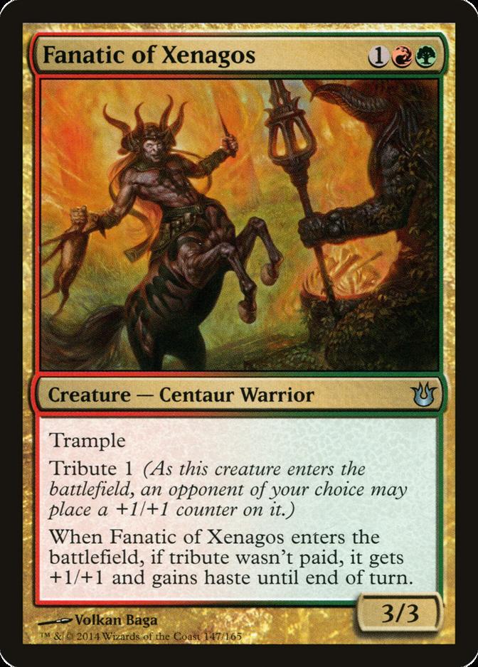 Fanatic of Xenagos [BNG]