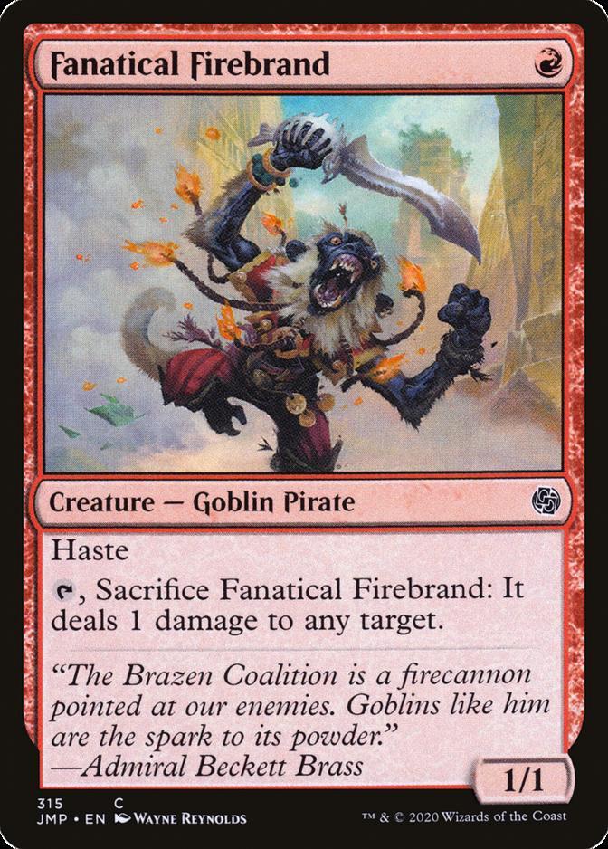Fanatical Firebrand [JMP]