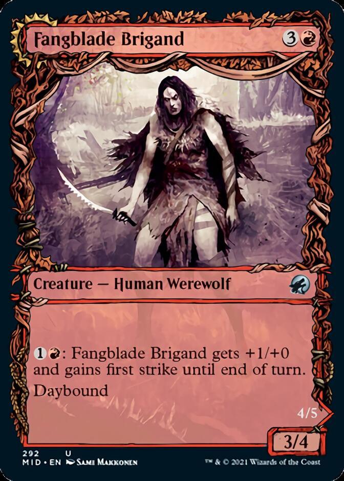 Fangblade Brigand <showcase> [MID]
