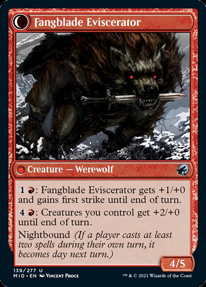 Fangblade Eviscerator [MID]