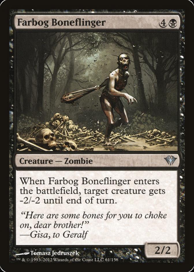 Farbog Boneflinger [DKA]