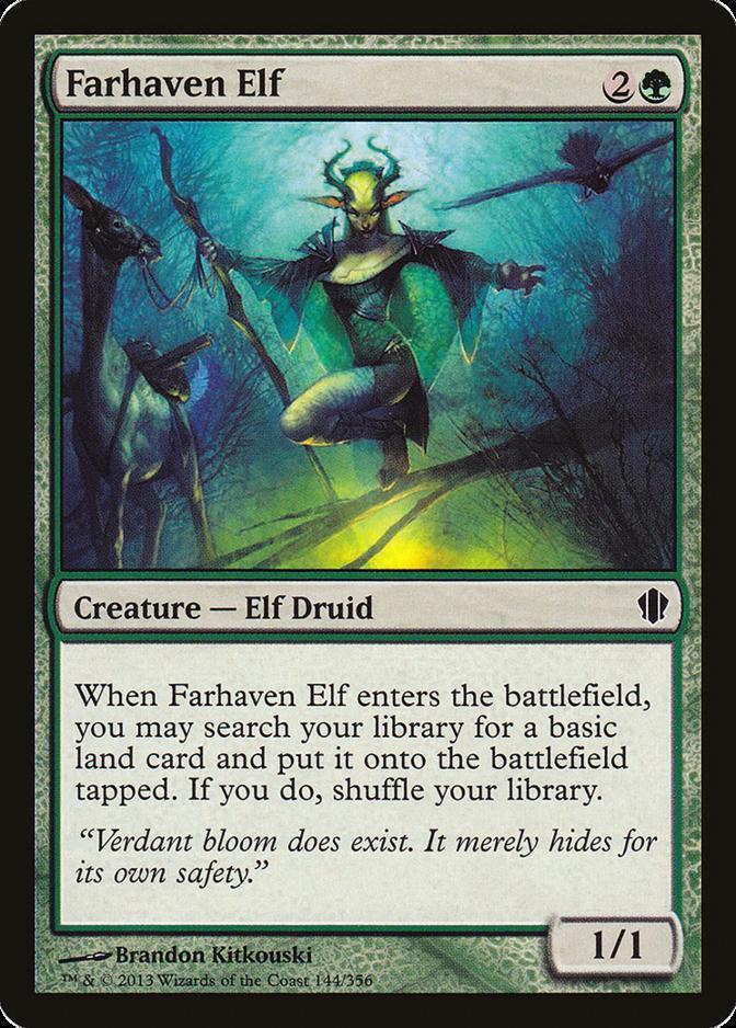 Farhaven Elf [C13] (F)