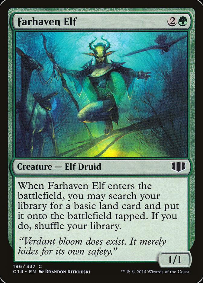 Farhaven Elf [C14]