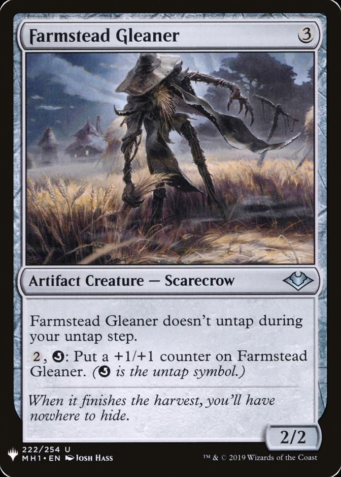 Farmstead Gleaner [MB1]