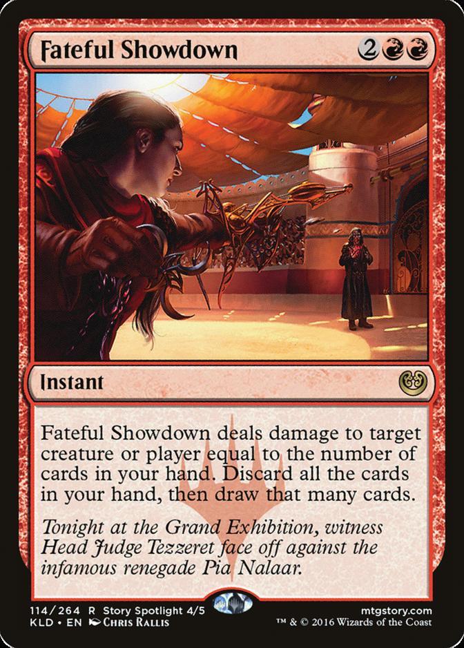 Fateful Showdown [KLD]