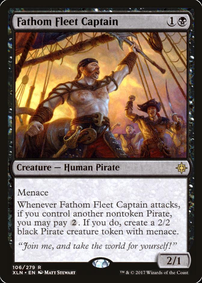 Fathom Fleet Captain [XLN]