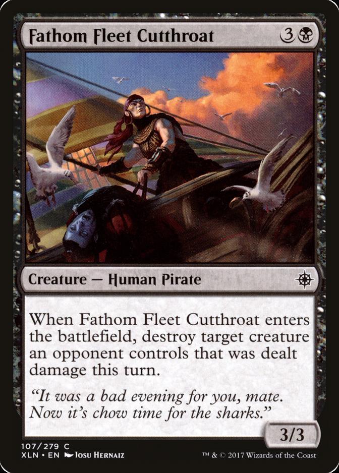 Fathom Fleet Cutthroat [XLN]