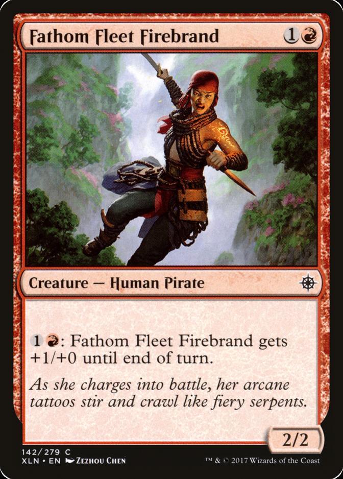 Fathom Fleet Firebrand [XLN]