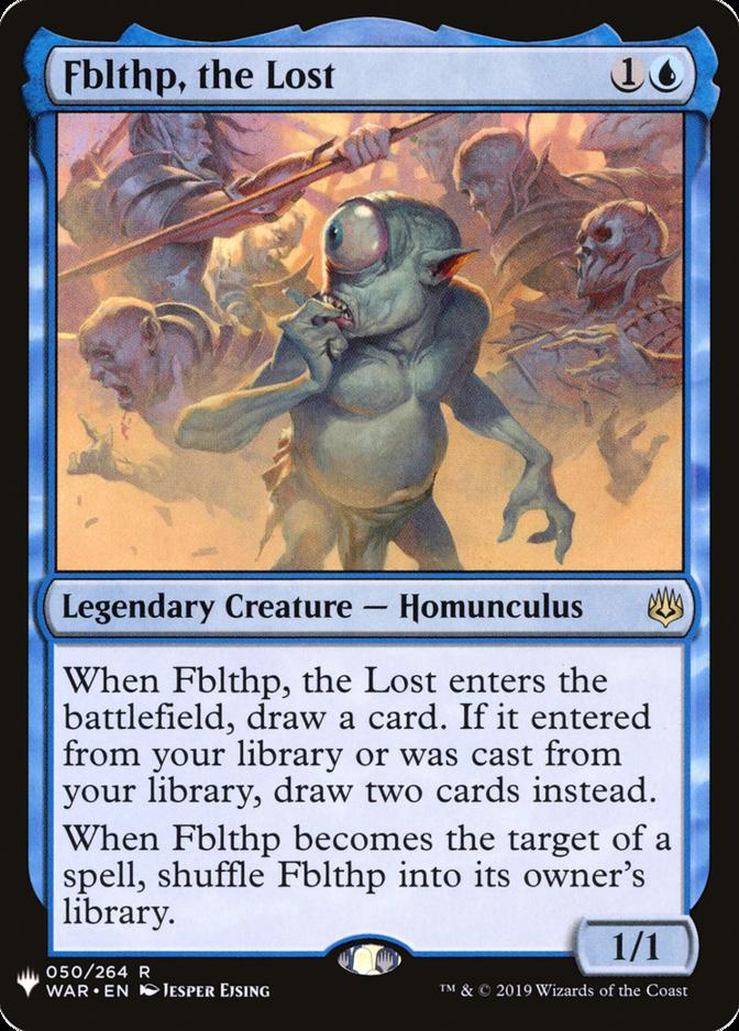 Fblthp, the Lost [MB1]
