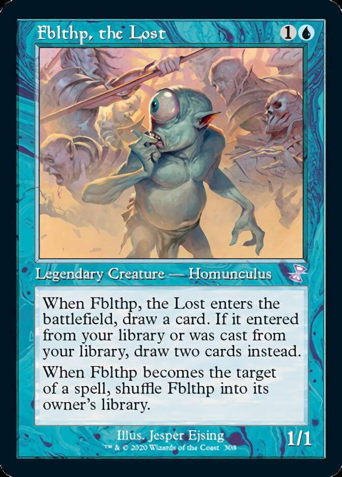 Fblthp, the Lost <timeshifted> [TSR]