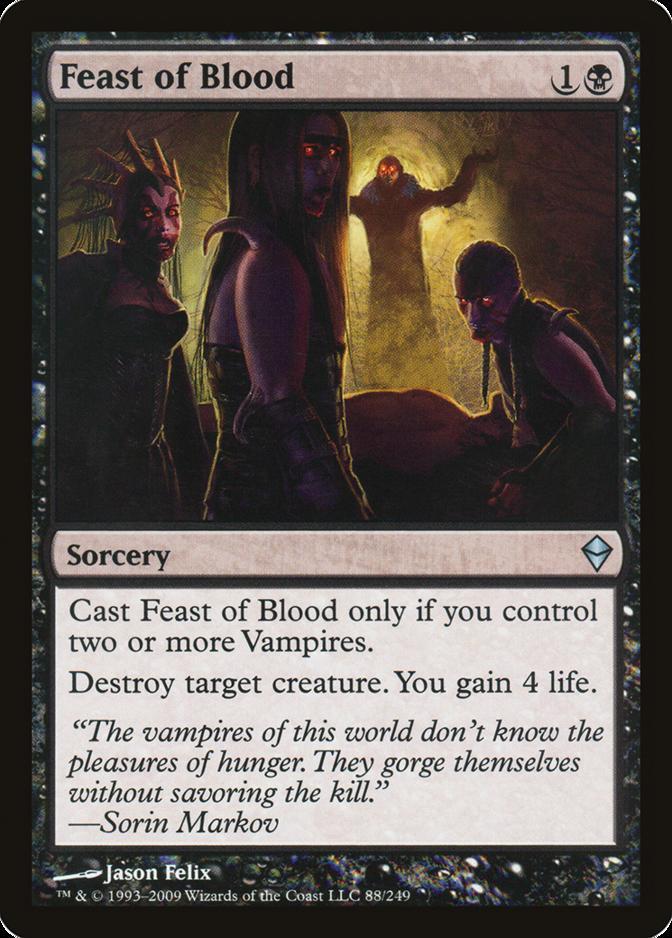 Feast of Blood [ZEN] (F)
