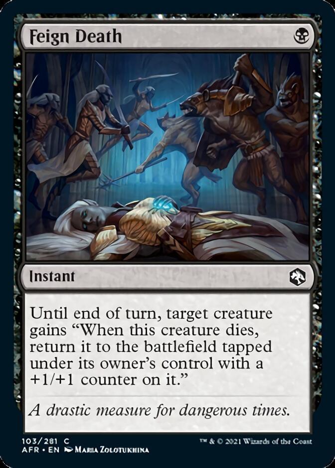 Feign Death [AFR]