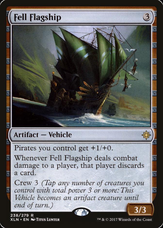 Fell Flagship [XLN]
