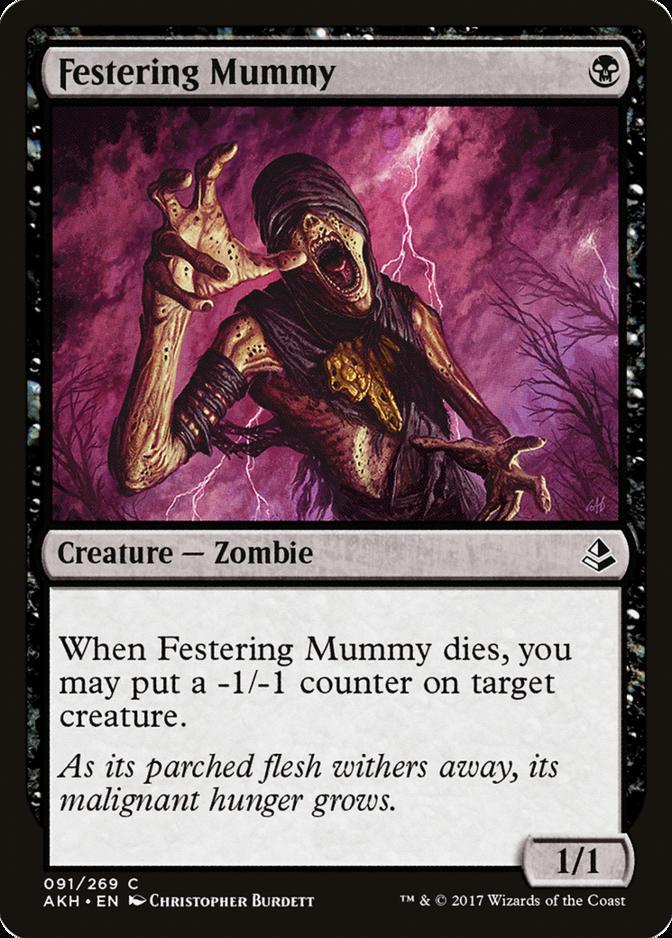 Festering Mummy [AKH]