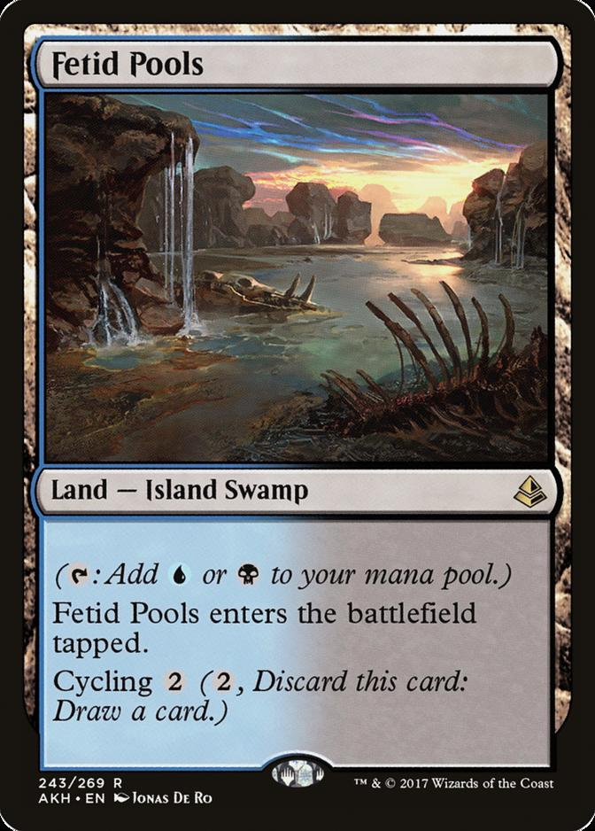 Fetid Pools [AKH]