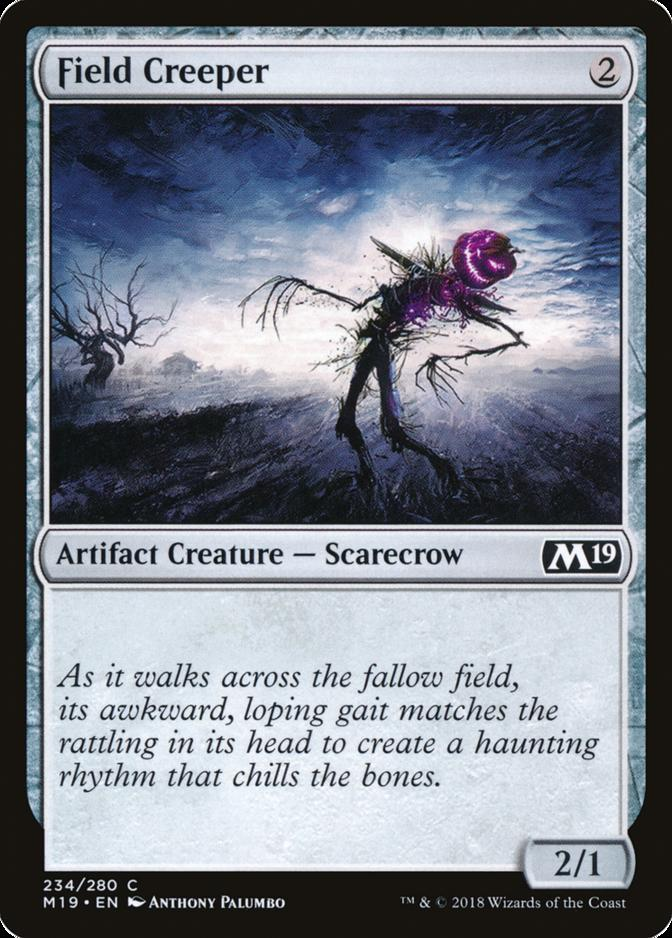 Field Creeper [M19]