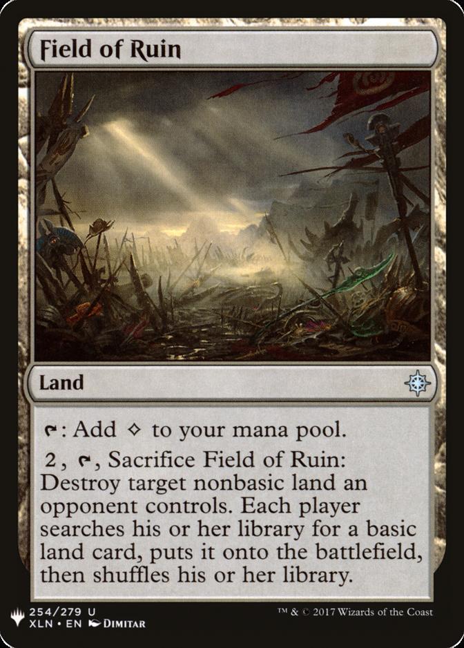 Field of Ruin [MB1]