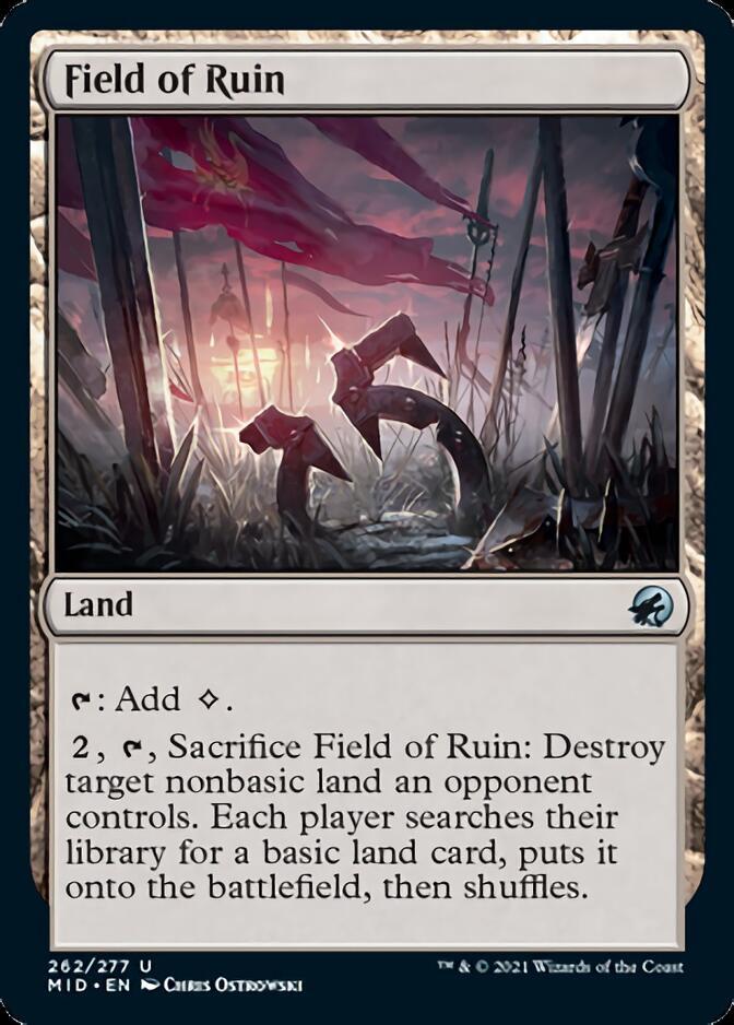 Field of Ruin [MID]