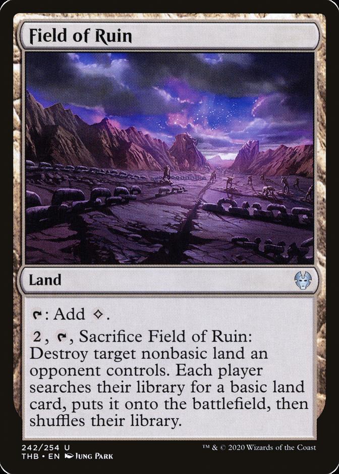 Field of Ruin [THB]