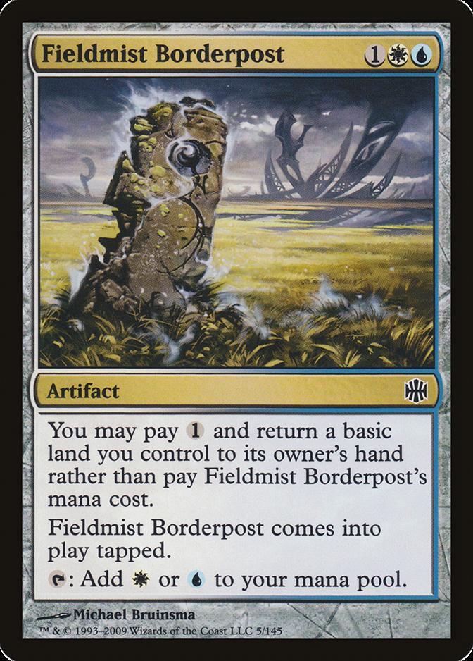 Fieldmist Borderpost [ARB]