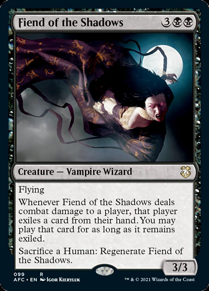 Fiend of the Shadows [AFC]
