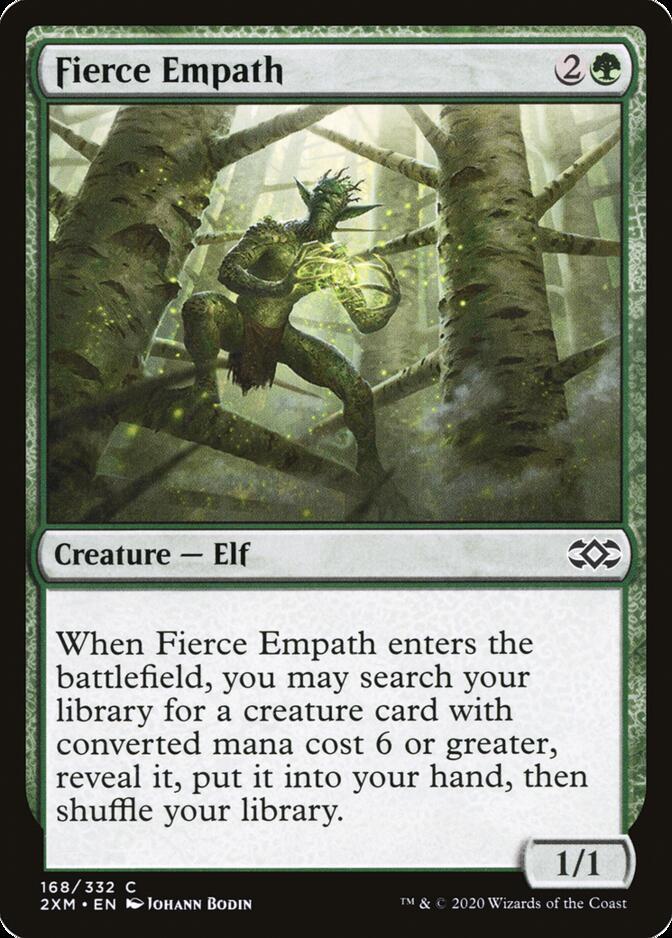 Fierce Empath [2XM]