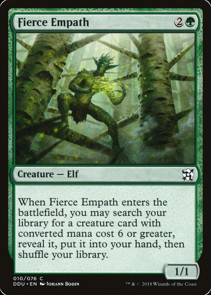 Fierce Empath [DDU]